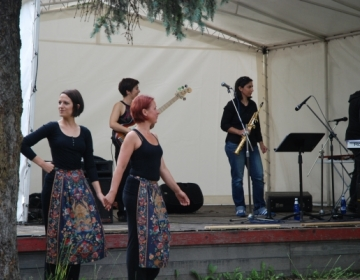Dance and share Estonia France 2015